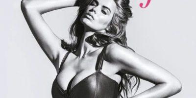 """Es talla M americana, pero para las marcas de moda es otra modelo """"plus"""" Foto:Facebook/ Robyn Lawley"""