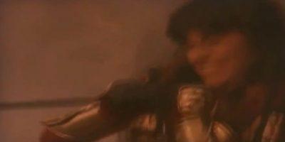 Tiene que luchar contra su ejército de miles de samurais Foto:MCA