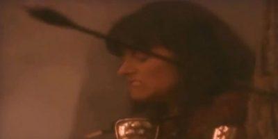 """""""Xena, la Princesa Guerrera"""": Al final, tiene que luchar contra un dios japonés devorador de mundos. Foto:MCA"""