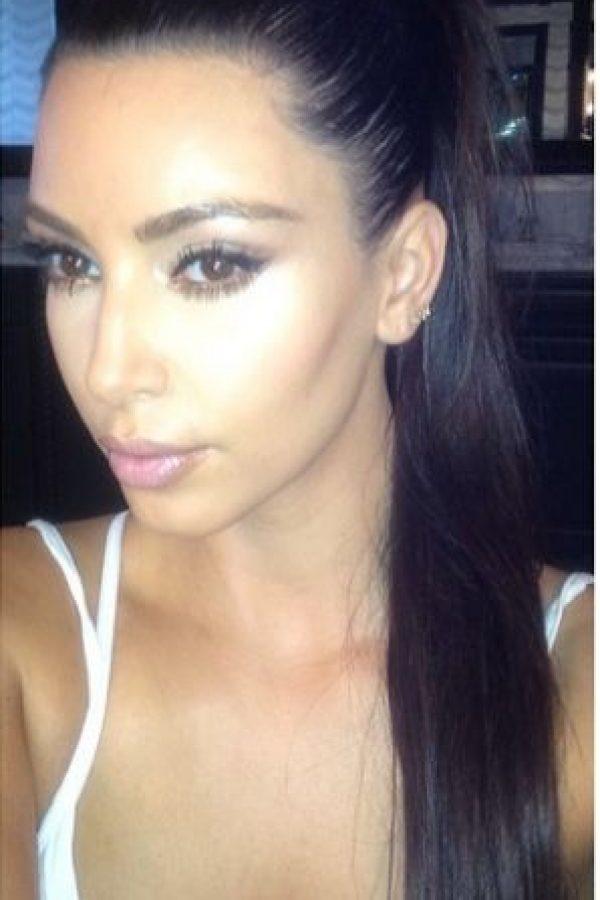 Presume sus curvas Foto:Instagram @kimkardashian