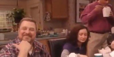 """""""Roseanne"""": La clásica comedia muestra cómo al final se ganan la lotería. Foto:ABC"""