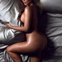 Estuvo embarazada a mediados de 2012 Foto:Instagram @kimkardashian