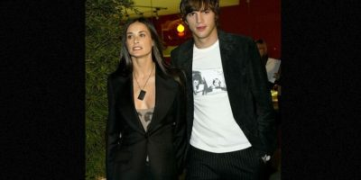 Demi Moore se divorció de Kutcher después de que surgieron rumores sobre los engaños del actor Foto: Getty Images