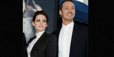 La relación Kristen Stewart y Rupert Sanders llegó a portadas de revistas de espectáculos en 2012 Foto:Getty Images