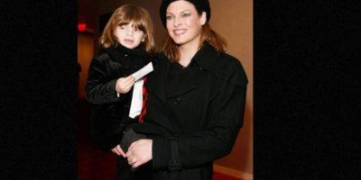 Linda Evangelista tuvo un hijo con Francois Henri- Pinault Foto:Getty Images