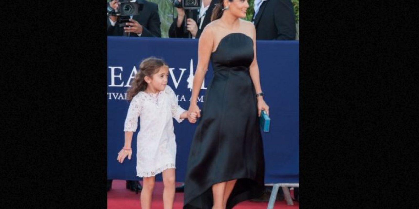 Salma Hayek también Foto:Getty Images