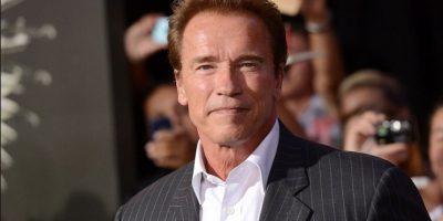 Arnold Schwarzenegger fue infiel a su esposa, María Shriver, con su empleada de servicio Foto:Getty Images