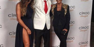 Khloe Kardashian, French Montana y Kris Jenner Foto:Instagram @khloekardashian