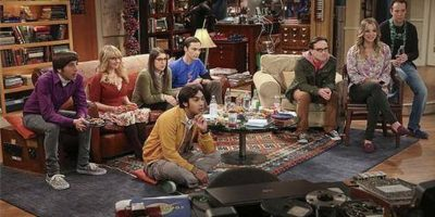 "Solo se escuchaba su voz Foto: Facebook ""The Big Bang Theory"""
