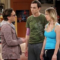 "La actriz murió de cáncer Foto: Facebook ""The Big Bang Theory"""