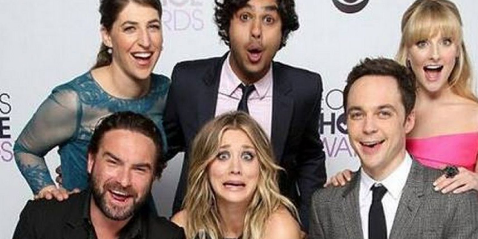 "Nunca vimos su rostro Foto: Facebook ""The Big Bang Theory"""
