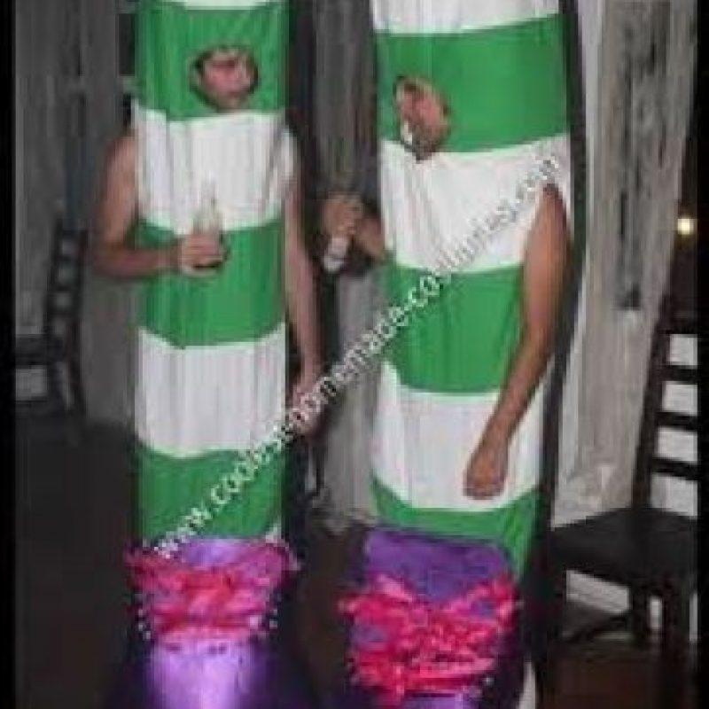 Aquí un disfraz inspirado en Nanny Foto:coolest-homemade-costumes.com