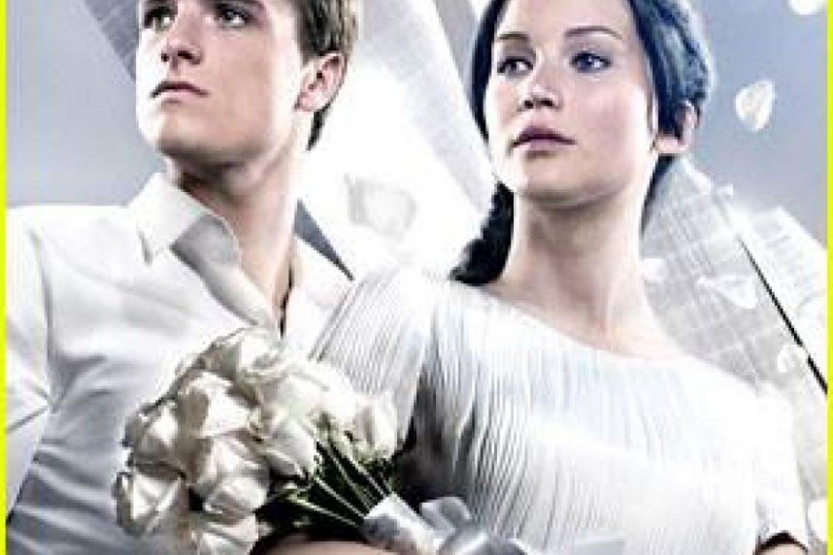 Katniss suele sacrificarse por proteger a su famila y amigos. Foto:Facebook/Los Juegos del Hambre