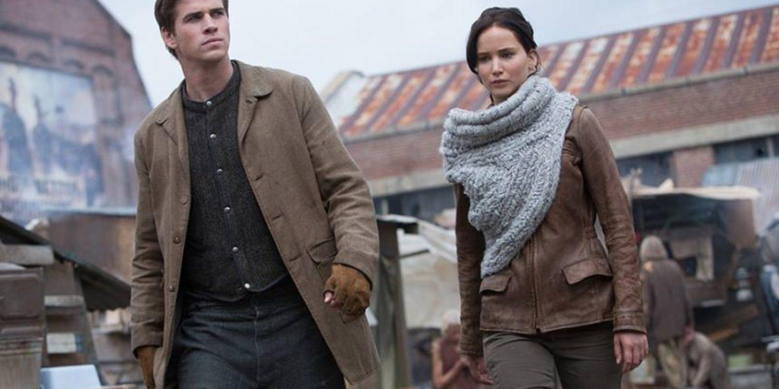 En la ficción, Katniss encabeza una lucha entre el pueblo de Panem y su gobierno Foto:Facebook/Los Juegos del Hambre