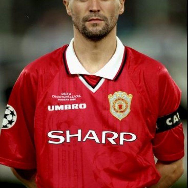 Con el club inglés obtuvo sus más grandes éxitos. Foto:Getty Images
