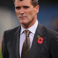 Roy Keane tiene 43 años de edad. Foto:Getty Images