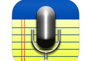 3. AudioNote- Esta herramienta sincroniza las notas a las grabaciones de audio. El estudiante grabará audio mientras toma notas. Luego podrá puede tocar una nota para ir a la parte precisa de la grabación. De esta forma, Está disponible para Android y para IOS. Foto:Captura de pantalla