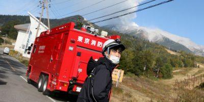 El excursionista Izumi Noguchi, fue encontrado entre los cuerpos. Foto:Getty