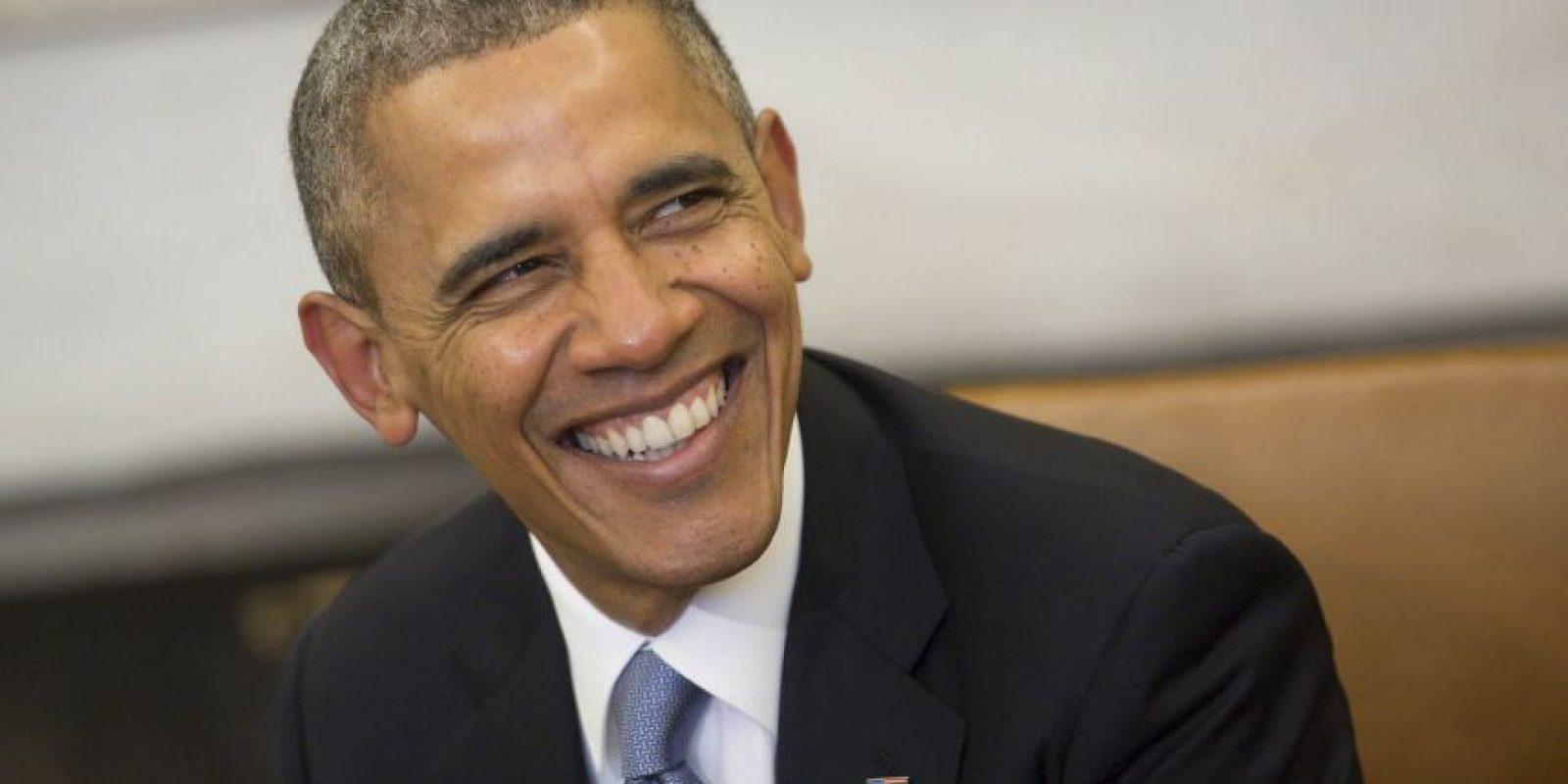 El presidente de Estados Unidos vendió este año su casa en Hawai por nada más y nada menos que por 10 millones de dólares. Foto:Getty