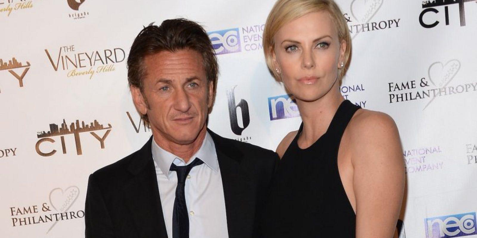 Hijo del director de cine Leo Penn y de la actriz Eileen Ryan Foto:Getty Images