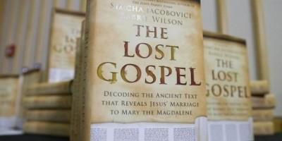 Libro afirma que Jesús y María Magdalena tuvieron hijos