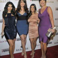 La familia Kardashian siempre está envuelta en la polémica Foto:Getty Images