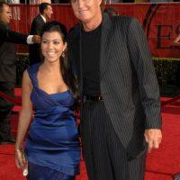 Kris estuvo casada con el abogado Robert Kardashian (conocido por el caso de O. J. Simpson) desde 1978 hasta 1990, con quien tuvo cuatro hijos Foto:Getty Images