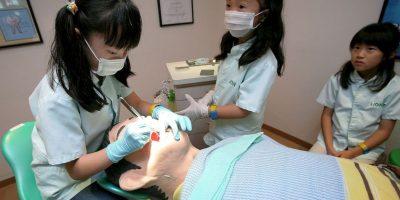 9. Conviertan la visita en un hábito: recuerden que deben acudir al dentista 2 veces al año, por lo menos. Foto:Getty Images
