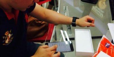 FOTOS. El iPhone 6 ya está en las manos de los guatemaltecos