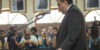 VOTÓ NO. Cristian Durán, abogado de CICIG: No me queda la menor duda que hubo agravios y violación a la Constitución. Es flagrante y aberrante lo que ocurrió en el Congreso, el proceso debe rescatarse.