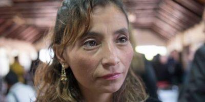 VOTÓ SI. Ligia Aracely Pérez, magistrada electa: