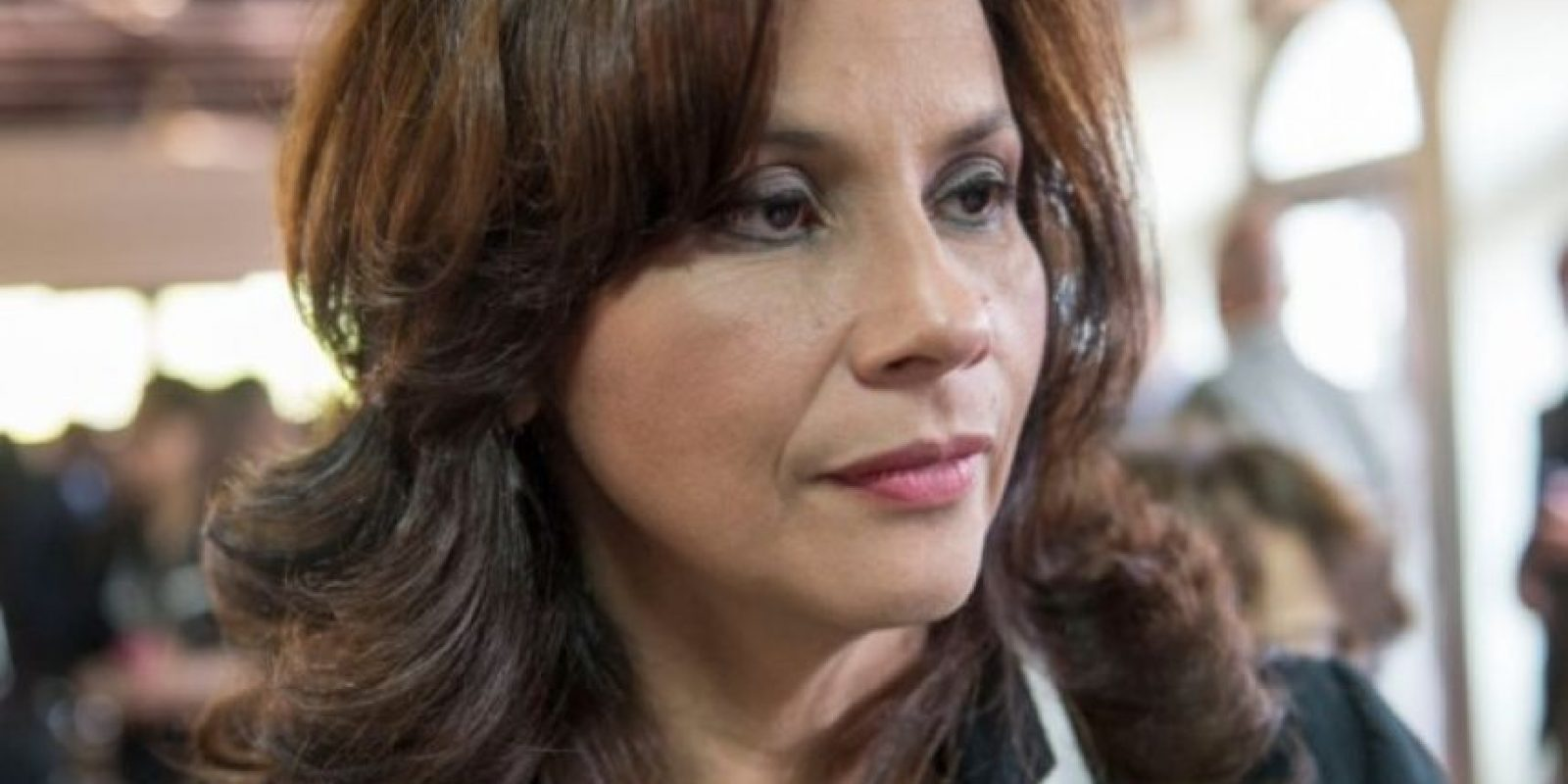 VOTÓ SI. Elvia Ester Velásquez, magistrada electa: