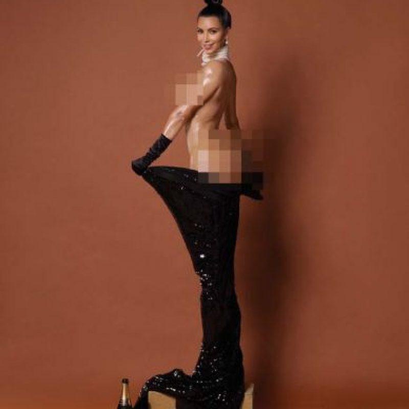 Kim Kardashian espera calentar más las emociones de los internautas