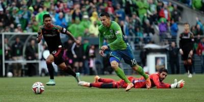 Pappa está entre los cuatro finalistas para el latino del año en la MLS