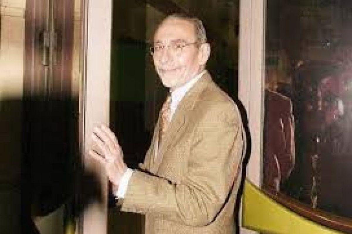 El diplomático dejó una grabación en vida como parte de su testimonio de la quema de la embajada de España. Foto:Publinews