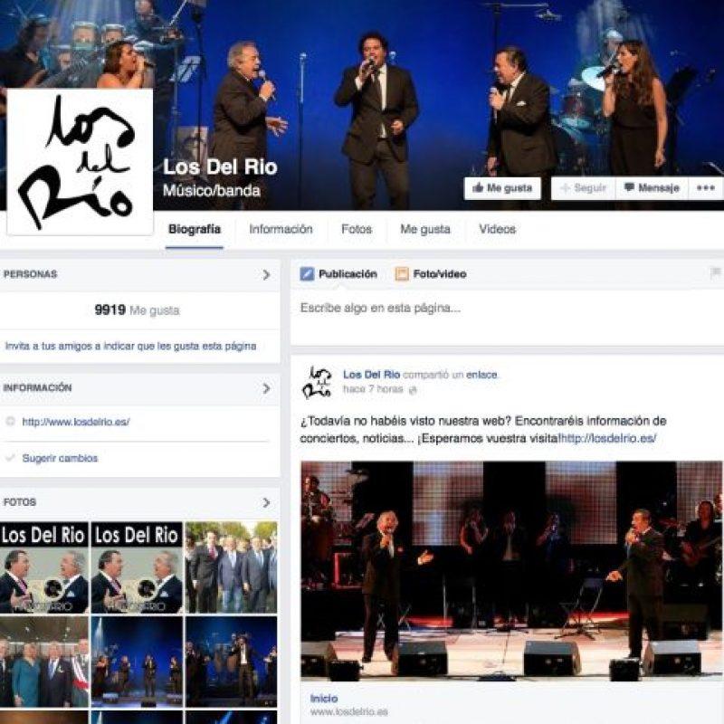 ¿Actualmente son conocidos? De hecho no lo son. Tienen apenas nueve mil fans en su página de Facebook. Foto:Facebook