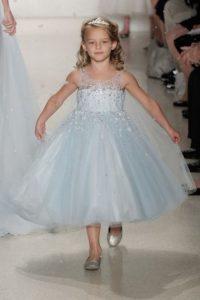 Vestidos para niñas Foto:Getty Images