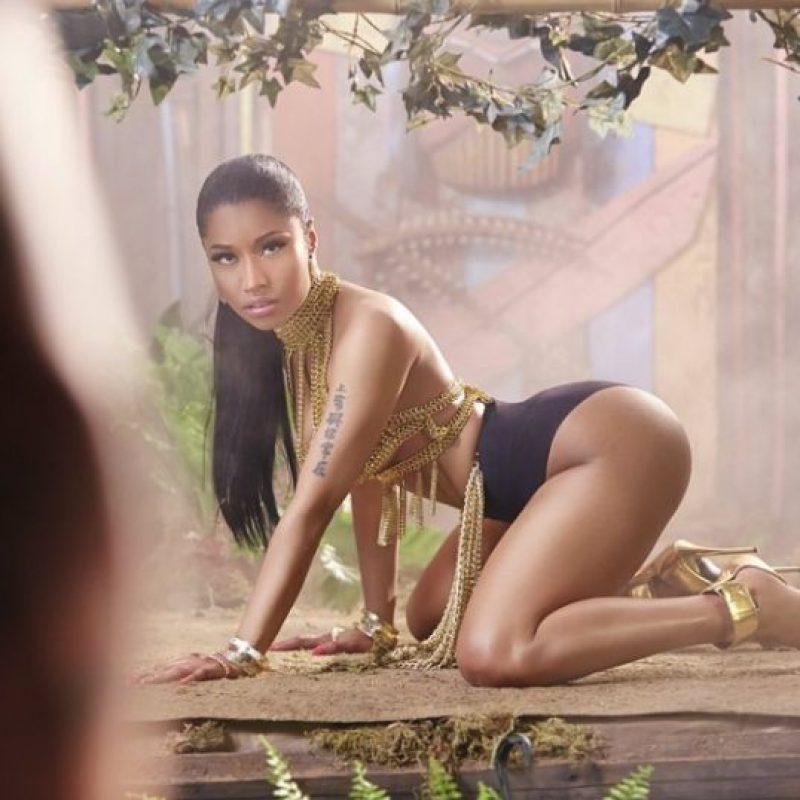 Nicki Minaj Foto:Instagram/Nicki Minaj