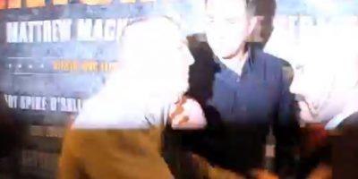 O'Sullivan en un principio no respondió Foto:Youtube: iFL TV