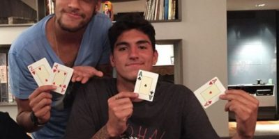 """Trolean"" a Neymar por mostrar este ""talento"" oculto"