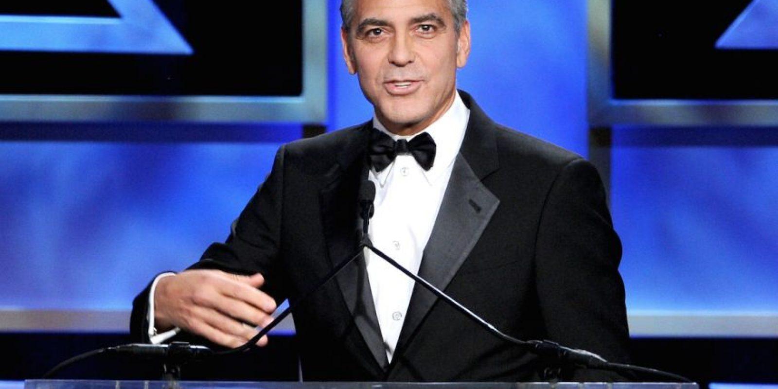 El actor recibió el 11% de los votos como una influencia positiva. Foto:Getty Images