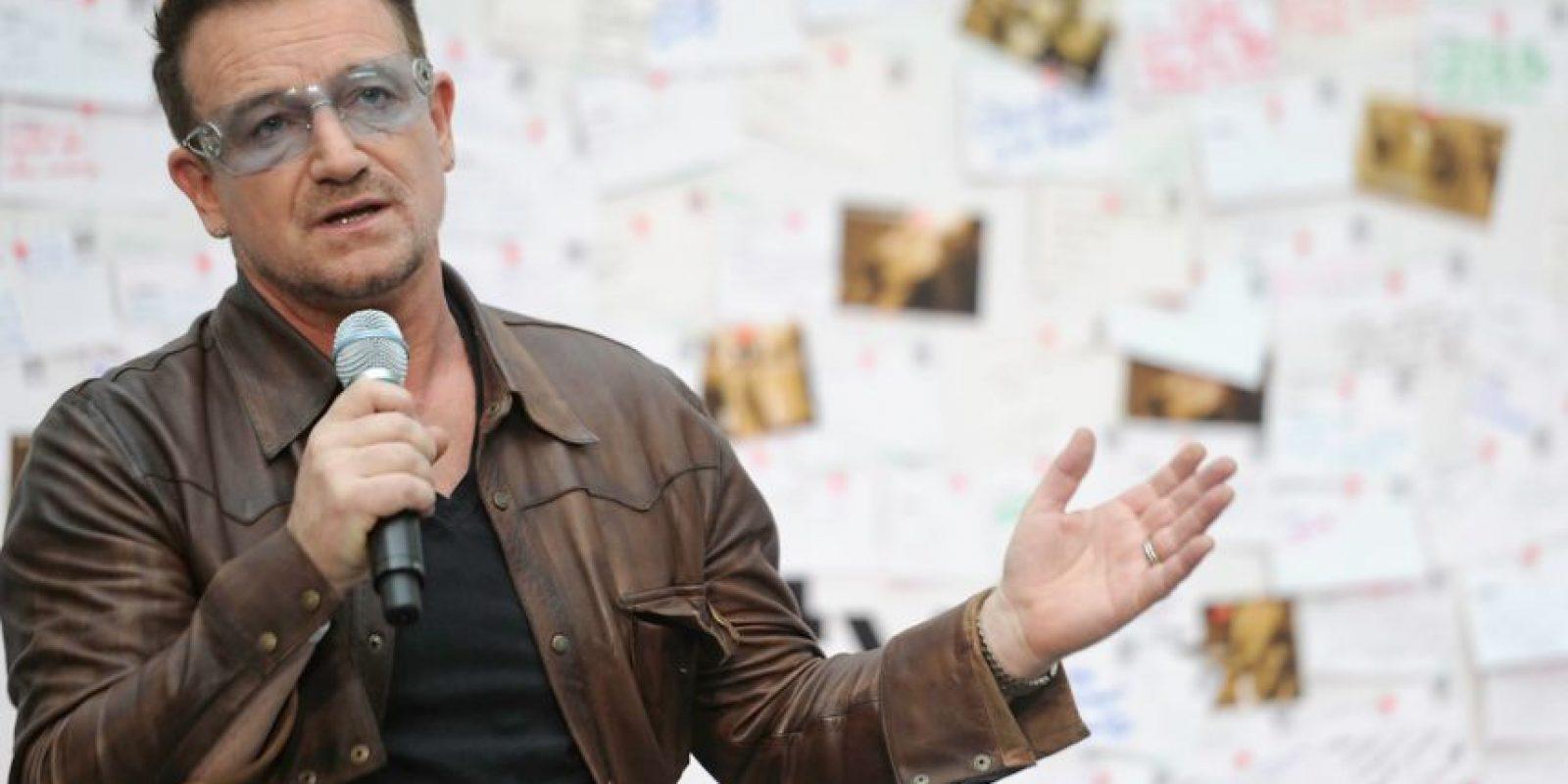 El cantante ganó el 19% de los votos como un famoso con influencia negativa. Foto:Getty Images