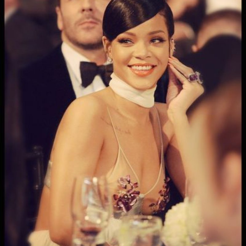 Rihanna Foto: Getty