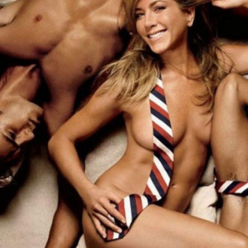La actriz aceptó porque no se trataba de desnudos completos Foto:Vía GQ