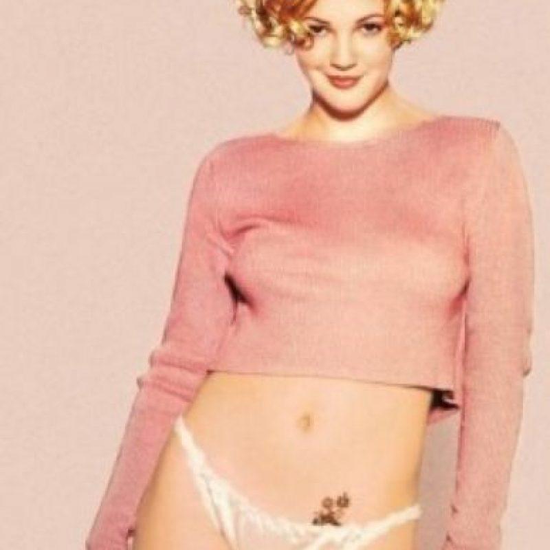 La actriz tenía 19 años cuando mostró su cuerpo en la famosa revista. Foto:Vía Playboy