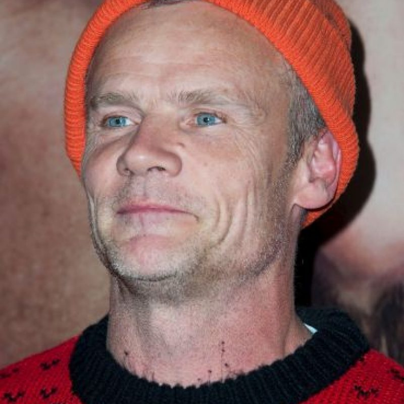 Se parece a Flea, bajista de los Red Hot Chili Peppers Foto: Getty