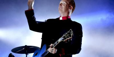 Es parecido a Josse Home, cantante de Queens of the Stone Age Foto: Getty