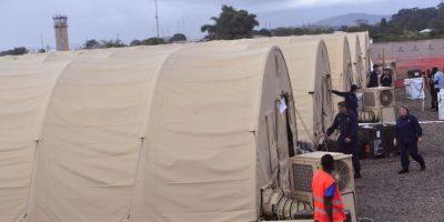 Así se vive el día a día en Monrovía, la capital del afectado país Foto:AP
