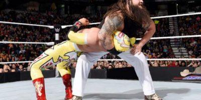 El misterioso rudo se llama Windham Lawrence Rotunda Foto:WWE