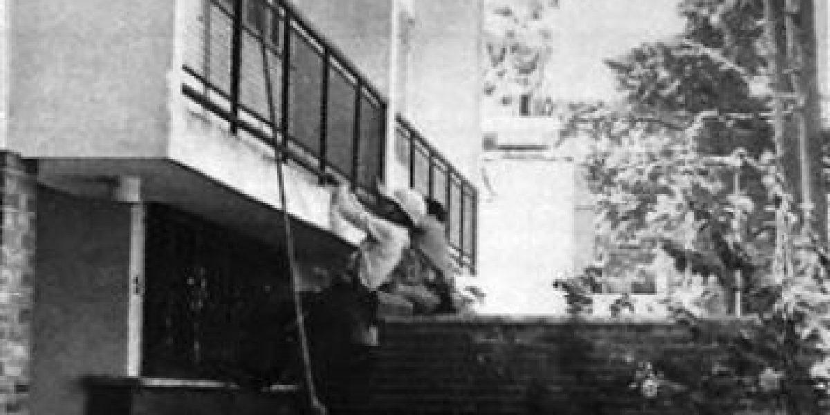"""M. Cajal: """"Las fuerzas de seguridad derribaron la puerta con un hacha"""""""